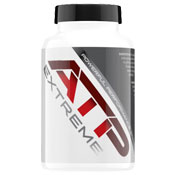 Pre-workout Supplement ATP Nutritionals ATP Extreme featuring the patented ingredient PEAK ATP
