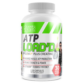 Pre-workout Supplement ATP Labs Myoprime featuring the patented ingredient PEAK ATP