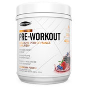 Pre-workout Supplement MuscleTech Peak Series Pre-Workout featuring the patented ingredient PEAK ATP