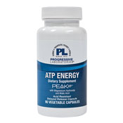 Pre-workout Supplement Progressive Labs ATP Energy #495 featuring the patented ingredient PEAK ATP